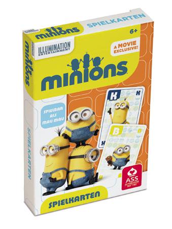 Minions -  Mau Mau