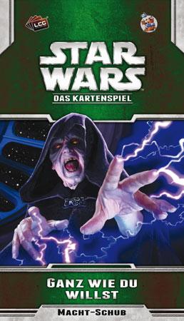 Star Wars - Das Kartenspiel - Ganz wie du willst (Endor-Zyklus 4)