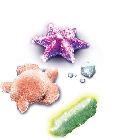 Galileo - Fluoreszierende Kristalle (ExpK)