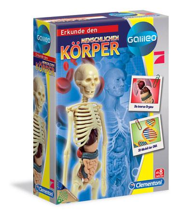Galileo - Mini Set - Der menschliche Körper (ExpK)