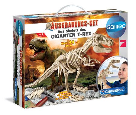Galileo - Ausgrabungsset - Das Skelett des Giganten T-Rex (ExpK)