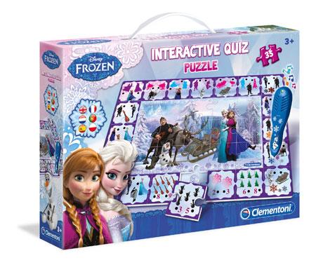 Die Eiskönigin - Interaktives Quiz