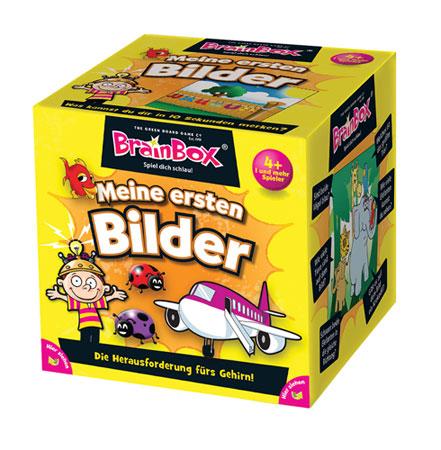 BrainBox - Meine ersten Bilder