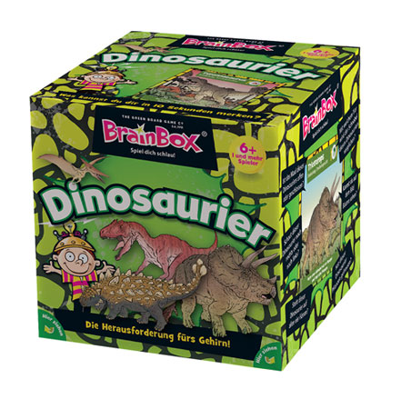 BrainBox - Dinosaurier