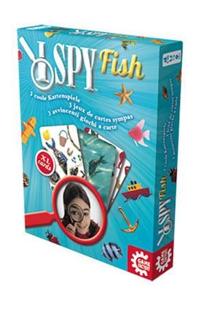 I Spy - Fish