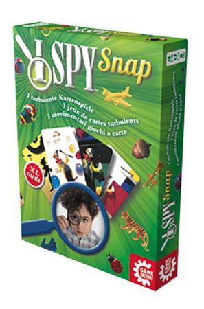 I Spy - Snap