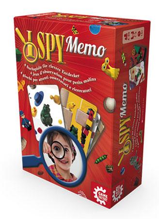 I Spy - Memo