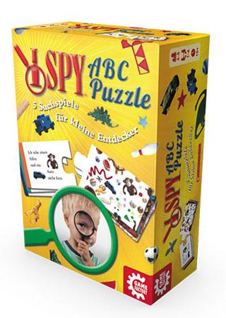 I Spy - ABC Puzzle