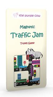 Traffic Jam - magnetisches Reisespiel