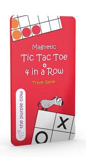 Tic Tac Toe - magnetisches Reisespiel