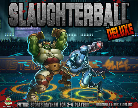 Slaughterball - Deluxe Edition (engl.)