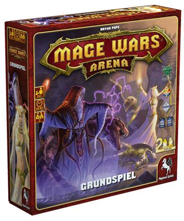 Mage Wars - Arena - Grundspiel