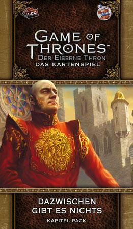 Der Eiserne Thron - Das Kartenspiel 2. Edition - Dazwischen gibt es Nichts (Westeros 4)