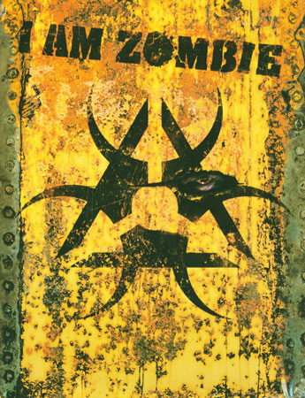 I Am Zombie - Field Manuals (engl.)