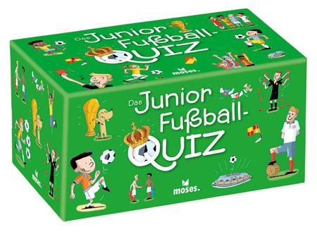 Das Junior Fußball Quiz