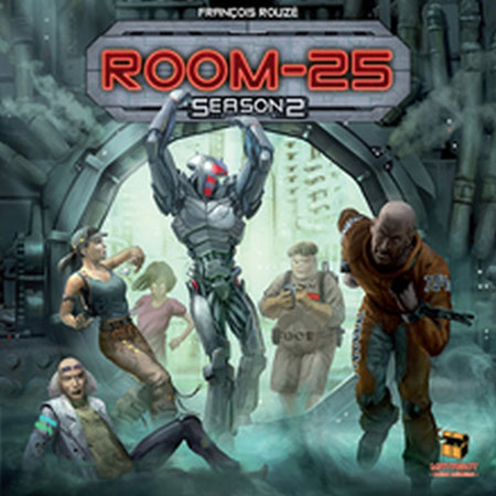Room 25 - Season 2 Erweiterung