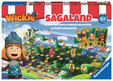 Wickie und die starken Männer - Sagaland