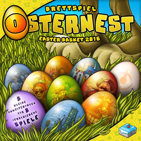 Das Brettspiel-Osternest