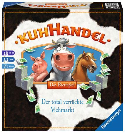Kuhhandel - Brettspiel