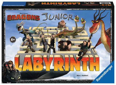 Dragons - Junior Labyrinth