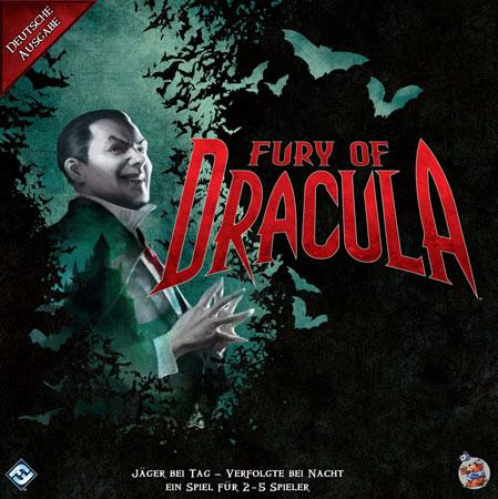 Fury of Dracula (Neuauflage)