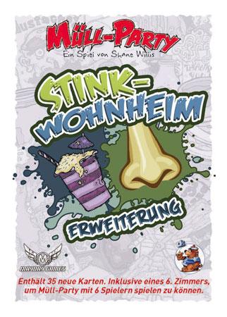 Müll-Party - Stink-Wohnheim Erweiterung