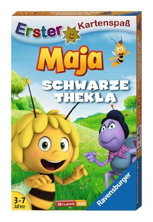 Biene Maja - Schwarze Thekla