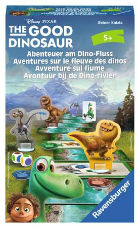 The Good Dinosaur - Abenteuer am Dino-Fluss