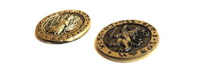 Episches Spielgeldset - Löwengulden
