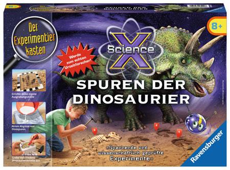 ScienceX - Spuren der Dinosaurier (ExpK)