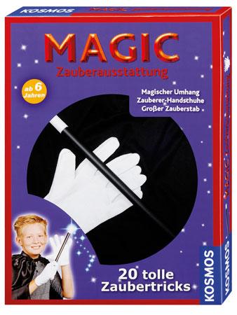 Magic Zauberaustattung
