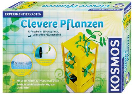 Clevere Pflanzen (ExpK)