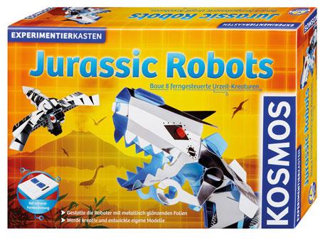Jurassic Robots (ExpK)