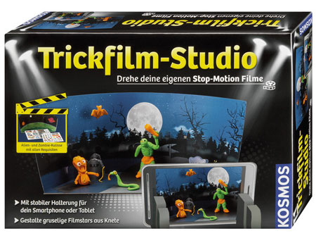 Trickfilm - Studio (ExpK)