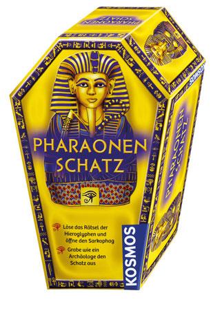 Pharaonenschatz - Ausgrabungsset