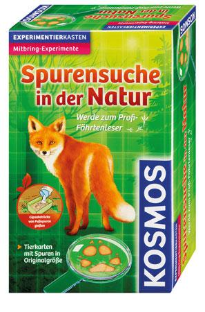 Spurensuche in der Natur (ExpK)