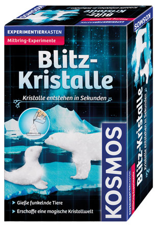 Blitz-Kristalle (ExpK)