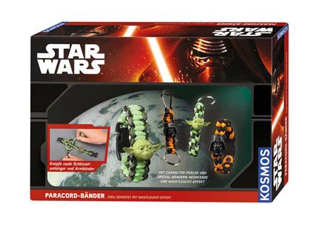 Star Wars - Paracord-Bänder (ExpK)