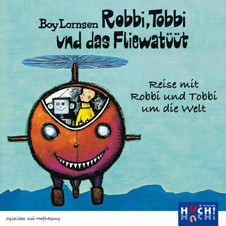 Robbi, Tobbi und das Fliewatüüt - Das Spiel