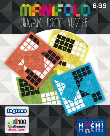 Manifold - Origami Logic Puzzler