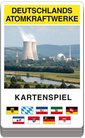 Quartett - Deutschlands Atomkraftwerke