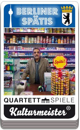 Quartett - Berliner Spätis