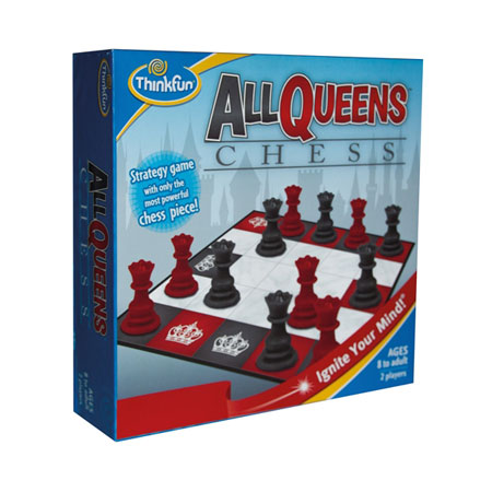 All Queens - Schach (engl.)