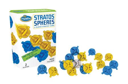 Stratos Spheres (engl.)