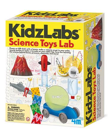 KidzLabz - Wissenschaftslabor (ExpK)