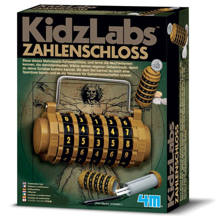 KidzLabs - Zahlenschloss (ExpK)