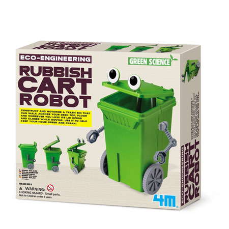 Eco Engineering - Motorisierte Mülltonne (ExpK)