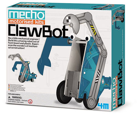 Mecho Motorised Kits - Clawbot (ExpK)