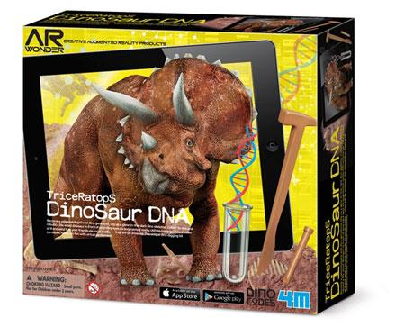 Dinosaur DNA - Triceratops (ExpK)