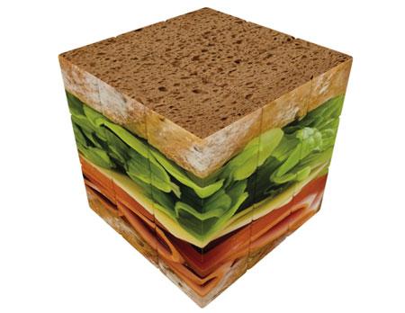 V-Cube 3 - Sandwich (3x3)